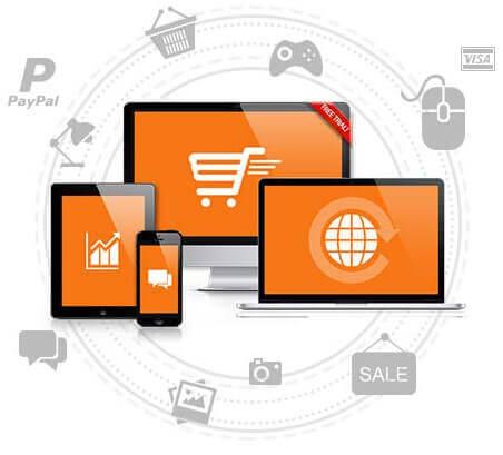 eCommerce Web Development Company in USA
