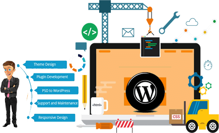 Wordpress web design services in Australia